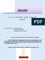 Proiect Alcool