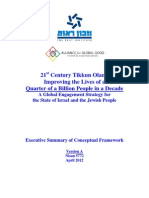 21st Century Tikkun Olam