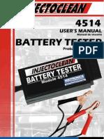 1 Probador de Baterias y de Sistema Electric