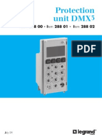 Protection Unit DMX3