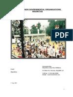 Mauritius SCM NGO Report