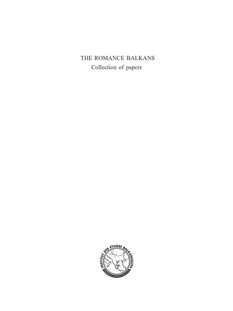 Romance BalkansLinguistics The The BalkansLinguistics BalkansLinguistics BalkansLinguistics Romance Romance The Romance The Romance The srCxtQdhB