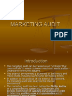 Marketing Audit1