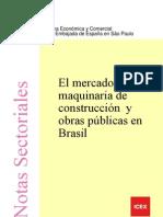 Nota Sectorial Maquinaria de Construcción 2011