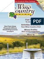 Spotlight's Wine Country Guide May 2012