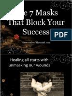 7 Masks That Block Your Success