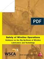 Wire Line Safety Guidance