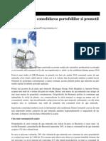 Apa Minerala Con Solid Area Portofoliilor Si Promotii in Retail