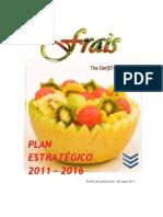 Plan Estrategico Frais