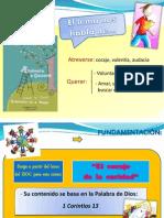 Presentación lema 2011-12