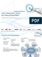 IDG Enterprise Unified Communications Research 2012 Excerpt