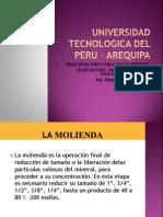 Molienda de Minerales_presentacion