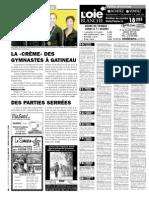 Petites annonces et offres d'emploi du Journal L'Oie Blanche du 9 mai 2012