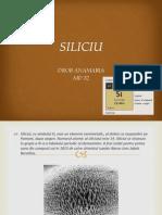 SILICIU