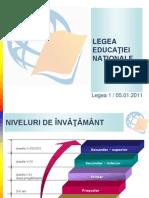 Legea Educatiei - 2011. ppt