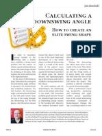 Elite Swing Shape