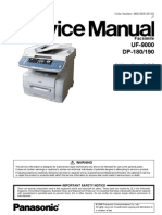 Panasonic dp-1820p service manual pdf download.