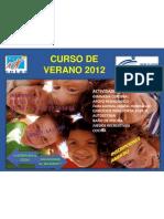 CURSO DE VERANO-12 volante