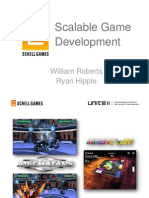 Unite 2011 Scalable Game Development