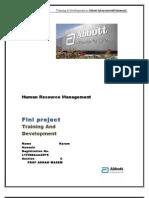 HR Report Abbott