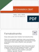 FARMAKODINAMIKA OBAT