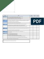 Automation Framework - Evaluation Criteria