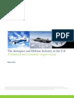 Deloitte Aerospace & Defense Study March 2012