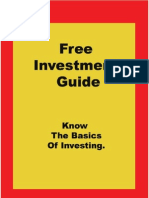Free Investment Guide