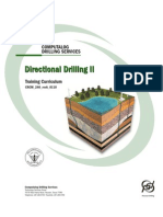 Curso Directional Drilling II log