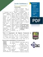 Miniguía Ley Orgánica de Prevención Condiciones y Medio Ambiente de Trabajo (LOPCYMAT)