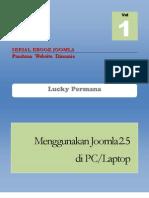 Ebook Joomla Vol 1