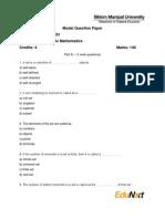 BC0033 Basic Mathematics MQP