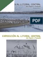 Expedición al Litoral Central