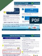 Internet Movistar PREPAGO 11IVA 060511