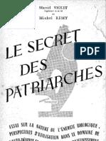 Le Secret Des Pa Tri Arches Marcel Violet
