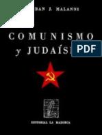 Comunismo y Judaismo Malanni 1944