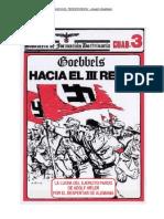 Hacia El Tercer Reich!!! Joseph Goebbels