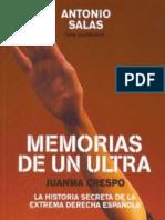 Memorias de un Ultra