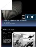 Materiales Compuestos Ciencia