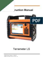 User Guide Terrameter LS