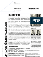 Folleto PDF Calidad Total