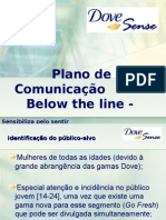Plano de Comunicação Dove