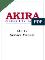 Akira 30kxstr & Lct-30kxstp Lcd Tv Sm