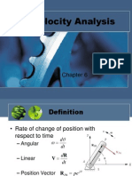 Velocity Analysis