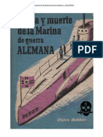 Lucha Muerte Marina Alemana