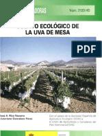 Cultivo Ecologico de La Uva de Mesa