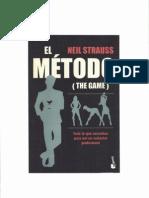 Neil Strauss - El Metodo (B&W)