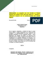 Decreto Ley Organica Del Trabajo (Enviada)