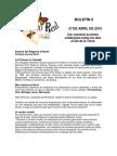 Boletín 9 de correo real 2012