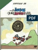 Los Indios Y Las Indias - Incas Mayas Aztecas